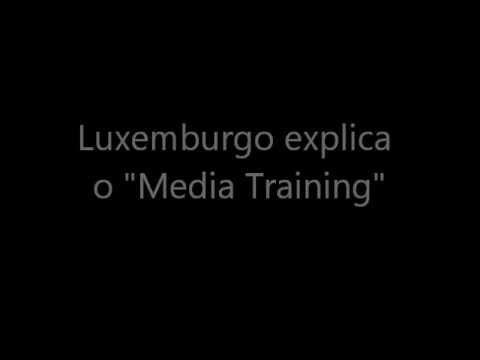 "Luxemburgo explica o ""Media Training"""