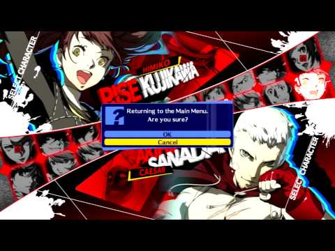 Persona 4 Arena Ultimax: Aaron Loves Rise For A Special Reason