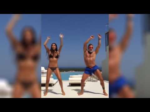 танцующий итальянский миллионер