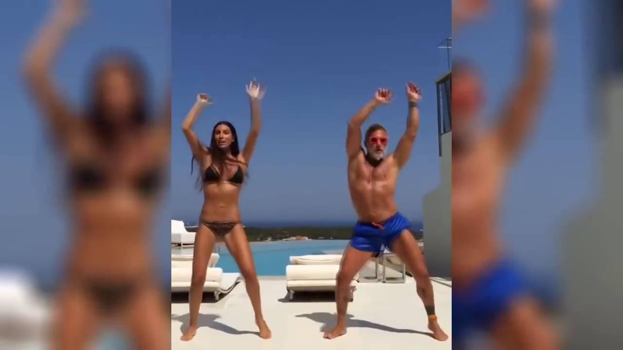танцующий итальянский миллионер YuTuBe