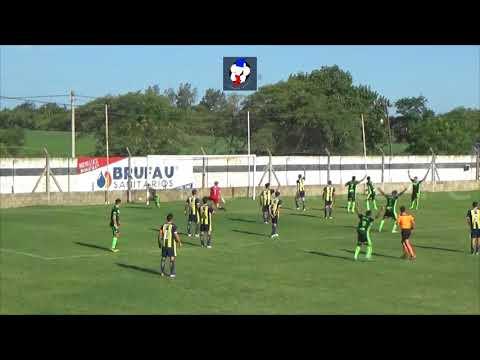 Gol de Joaquín Diez (parcial El Quillá 3 -  Ferro DHO 2)