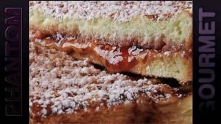Deep Fried Peanut Butter & Jelly Recipe (Phantom Gourmet)