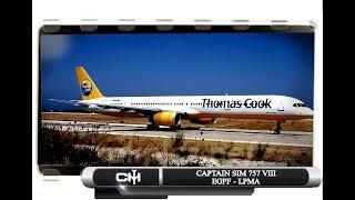 [P3D V4.1] CAPTAIN SIM 757 VIII | DoTM | EGPF to LPMA