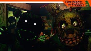 ФНАФ 3 - ФРЕДДИ ФАНТОМ 🐻 Five Nights at Freddy's 3 (FNAF) Прохождение на русском
