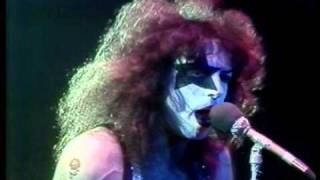 "KISS - Rock Bottom  ""Video"""