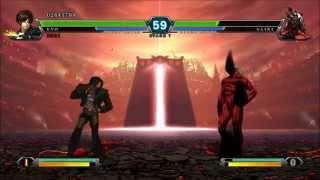 KOF XIII - Boss Saiki