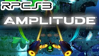 Amplitude - 30FPS STABLE GAMEPLAY [RPCS3]