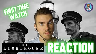 The Lighthouse (2019) - MOVIE REACTION - FIRST TIME WATCHING!!