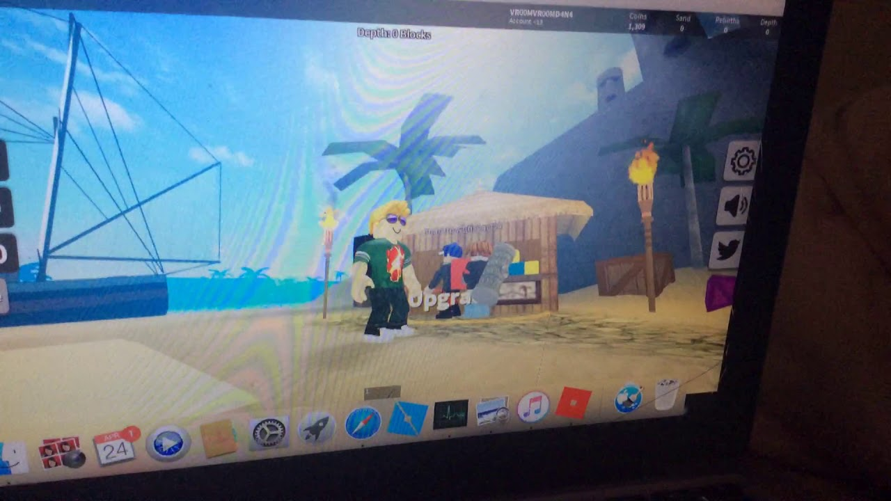 How To Play Roblox On Macbook Youtube