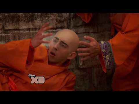 Kickin it   Shaolin temple fight scene