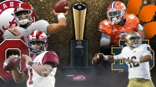 College Football Playoffs Hype 2019 ᴴᴰ