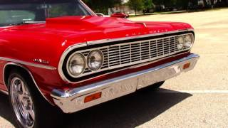1964 Chevrolet Malibu SS Tribute