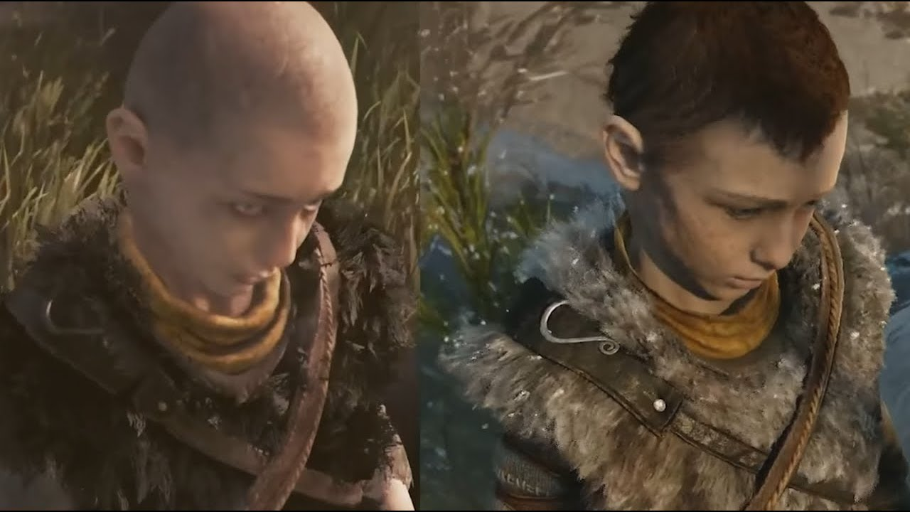 See God Of War S Original 2015 Concept Demo