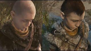 See God of War's Original 2015 Concept Demo