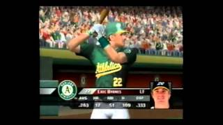 3+ Hours of MVP Baseball 2004 short clips (w 80