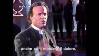 Julio Iglesias canta Tango - Yira, Yira (HD)