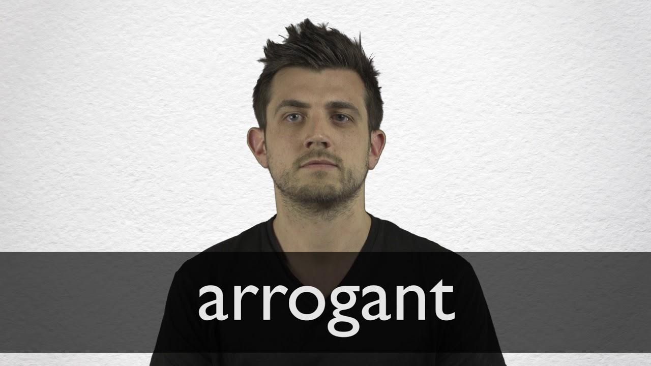 Resultado de imagen de arrogant