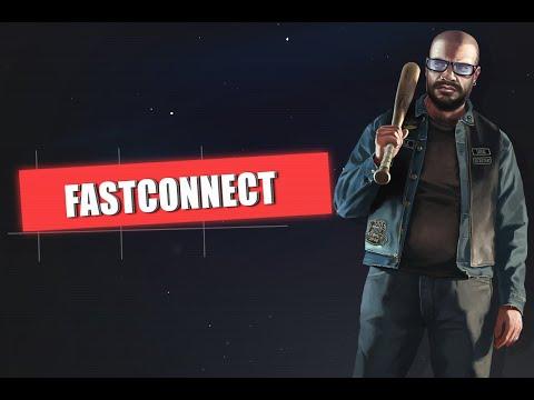 FAST CONNECT ДЛЯ GTA 5 RP
