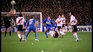 La Pelicula - Boca vs River - Semifinal de libertadores 2004 (Completo)