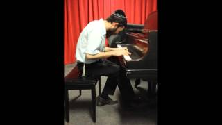 """Volksweise """"Folk Melody"""" by Yoel Engel. A Taste of Upcoming Evening of""""Jewish Melodies"""""""