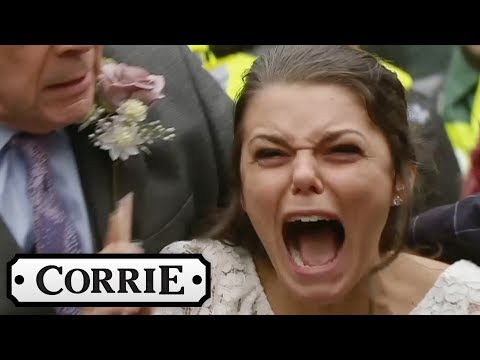 Coronation Street - Kate Is Told Rana Is Going To Die