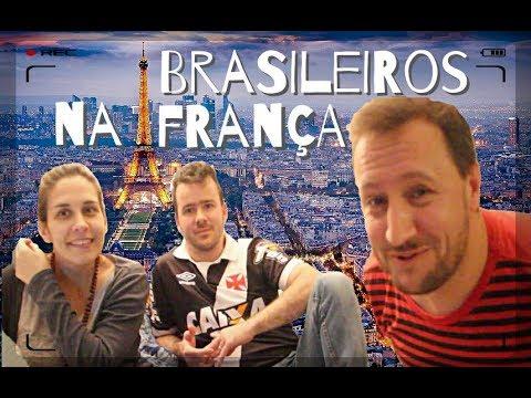 O QUE BRASILEIROS ACHAM DE MORAR NA FRANÇA