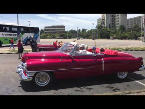 Classic Cars Cuba