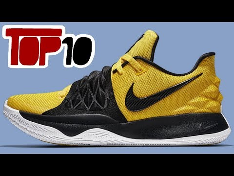 Top 10 Upcoming Nike Shoes Of August 2018