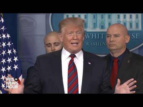 WATCH: 'Without a wall you cannot have border security,' Trump says Mp3