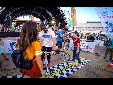 Athens Bike Festival 2017   The lazy race