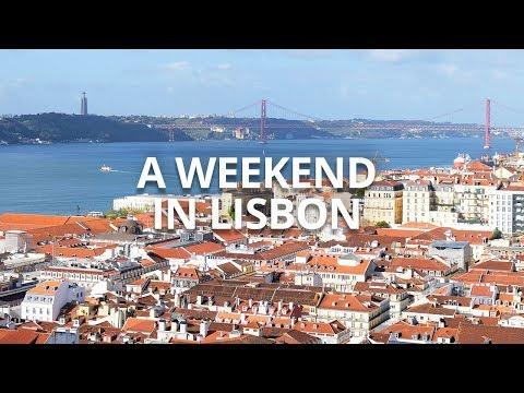 A WEEKEND IN LISBON, PORTUGAL