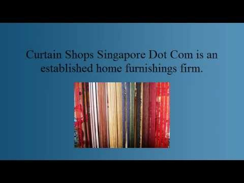 Curtains And Blinds - Curtains Singapore