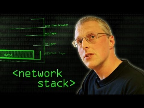 Network Stacks and the Internet - Computerphile