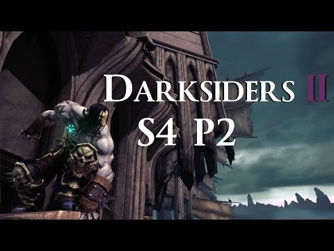 Let's Replay Darksiders II S4P2: Finishing Ancient Constructs