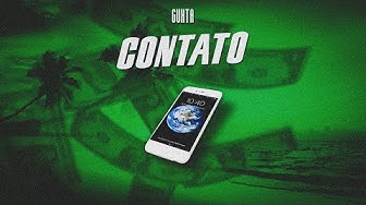 GUXTA - Contato 📞  (Lyric Vídeo) (Prod.Oddyzin)