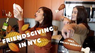FRIENDSGIVING IN NYC (feat. Kelsey Merritt)   BIANCA ISAAC