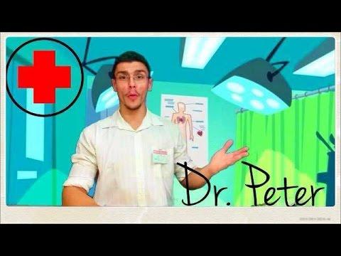 DOUTOR PETER ESPECIALISTA EM BRINQUEDOS!