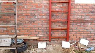 видео Шведская стенка из дерева