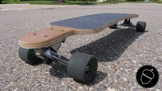 How to Make a Longboard   The Easiest Way Possible!