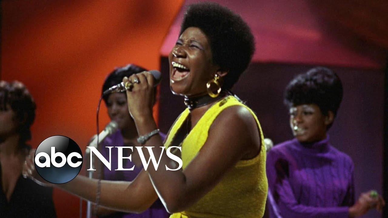 Never-aired footage of Aretha Franklin UNTIL TODAY