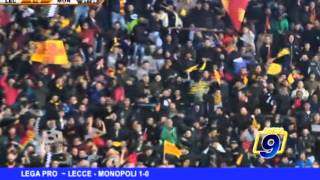 LEGA PRO | Lecce - Monopoli 1 a 0