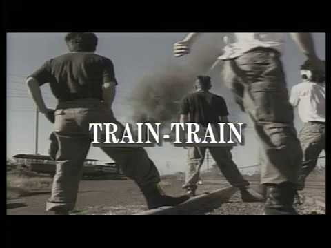 THE BLUE HEARTS 『TRAIN TRAIN』 ▶4:27