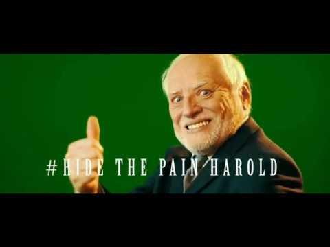 Hide The Pain Harold Youtube