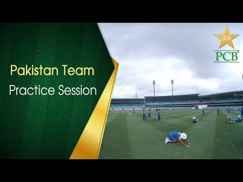 360° practice session at Sydney | PCB