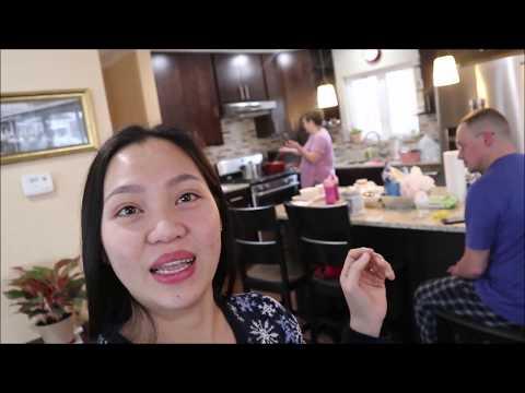 Vlog 2 ll Gia Đình Ngọc Qua Chicago Chơi