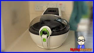 tefal actifry express xl air fryer   brief review demonstration   mykeyreviews