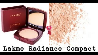 Lakme Radiance Compact Review Affordable Compact