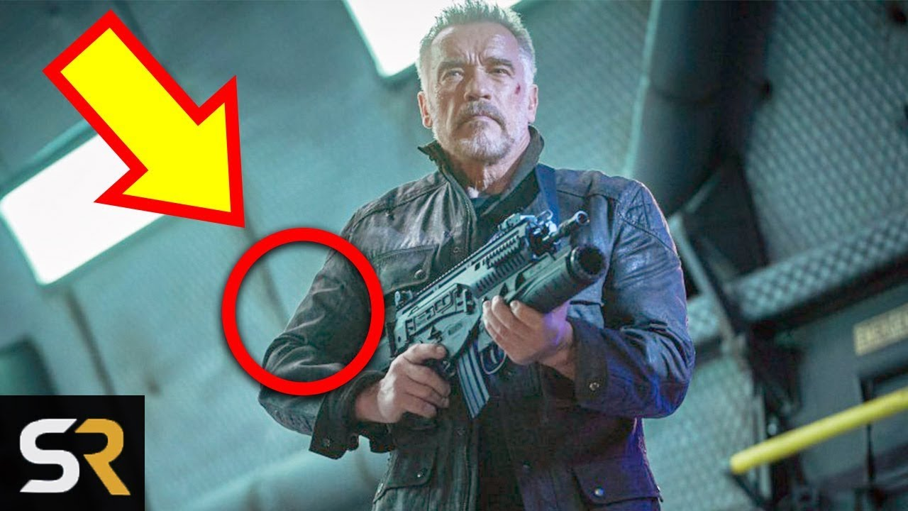 25 Things You Missed In Terminator Dark Fate - YouTube