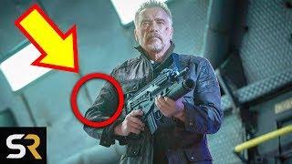25 Things You Missed In Terminator Dark Fate
