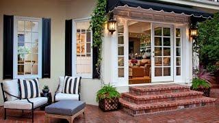 Gambar cover Yard Gardening : Charming Brick Patio Designs